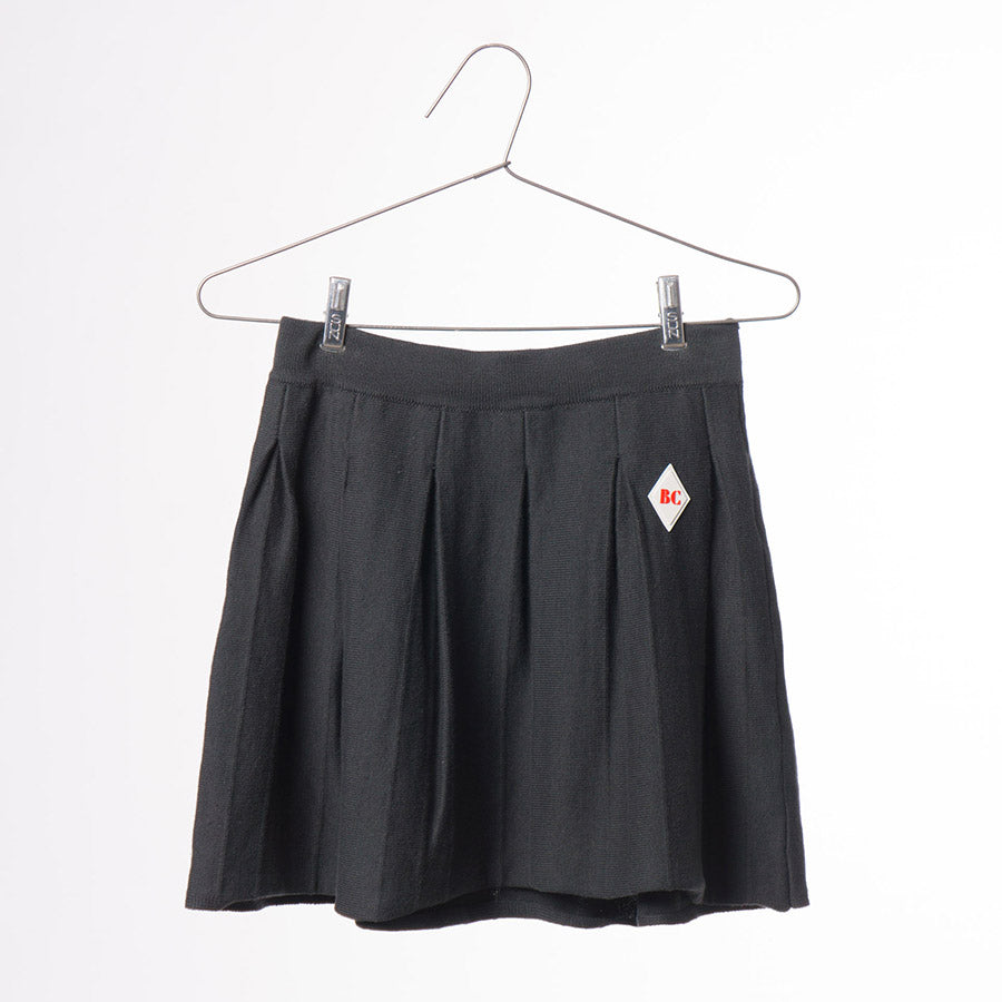Bobo Choses Faltenrock black