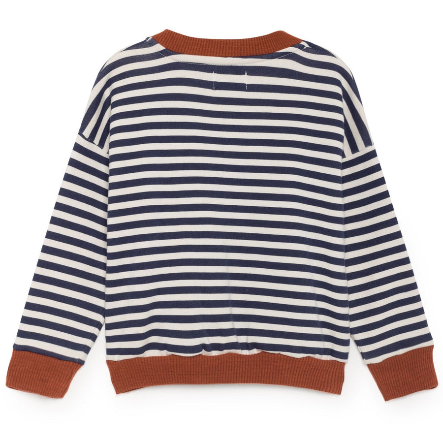 Bobo Choses Pullover Mr. Green