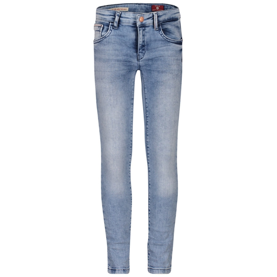Boof Power Stretch-Jeans Skinny Fit Impulse Light Blue