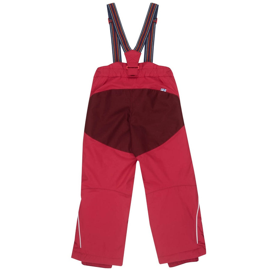 Finkid Outdoor-Hose Romppa Plus Rot