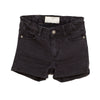 I dig denim Highwaist Jeans-Shorts Rio Black