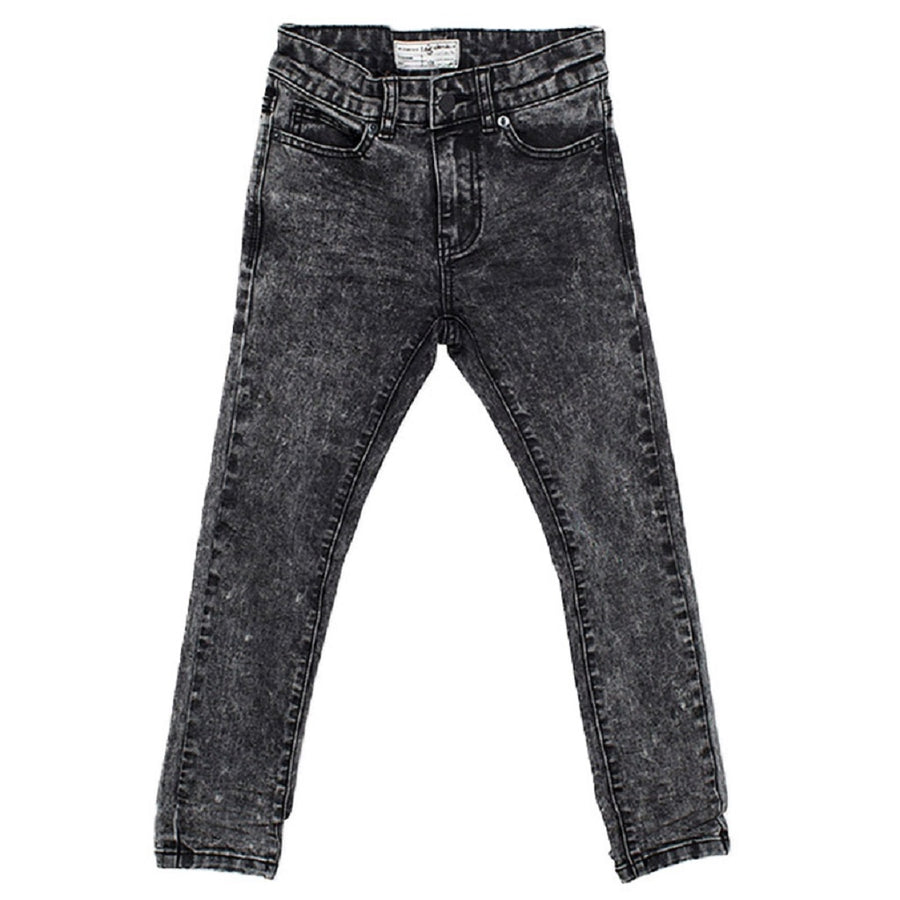 I dig denim Slim Jeans Bruce Black Stonewashed