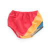 Kid+Kind Shorts Bloomer Olympic Stripe