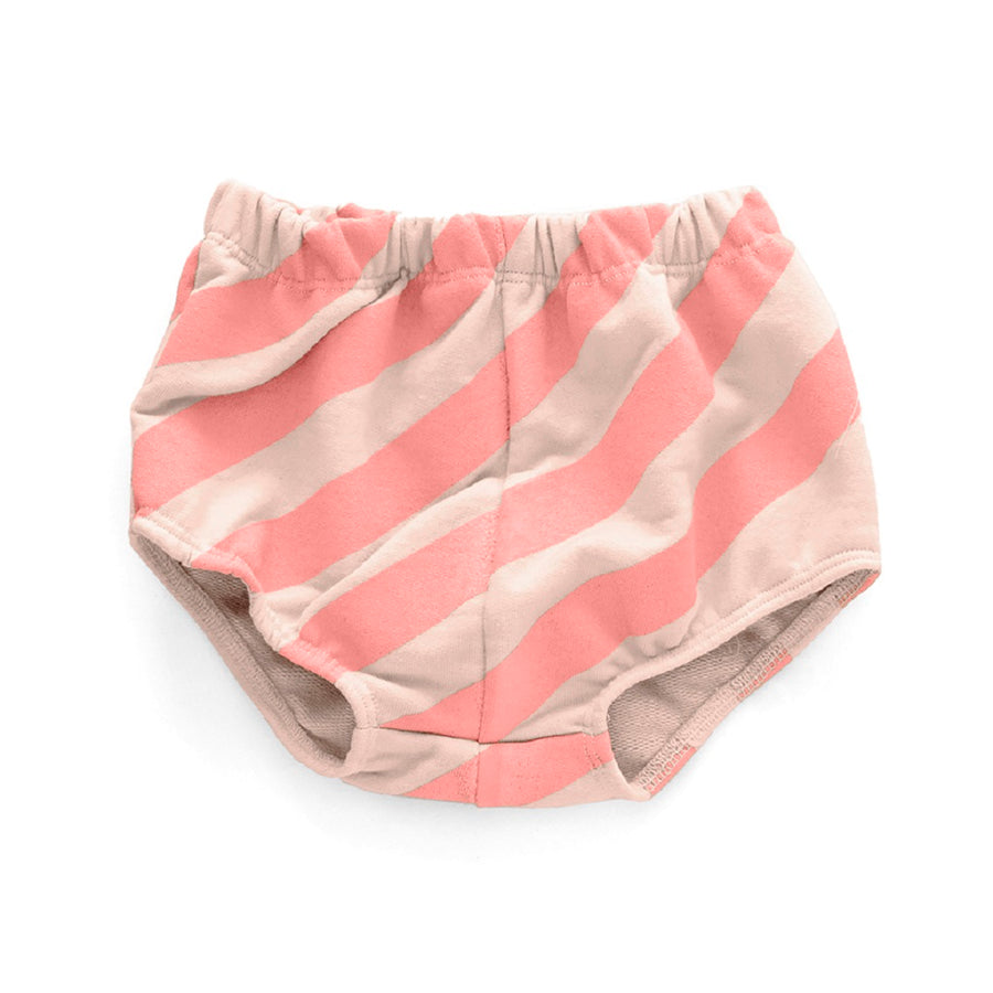 Kid+Kind Shorts Bloomer Uniform Stripes