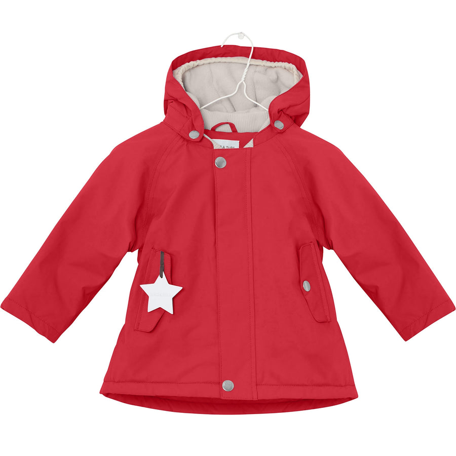 Mini a Ture Winterjacke Wally Rot