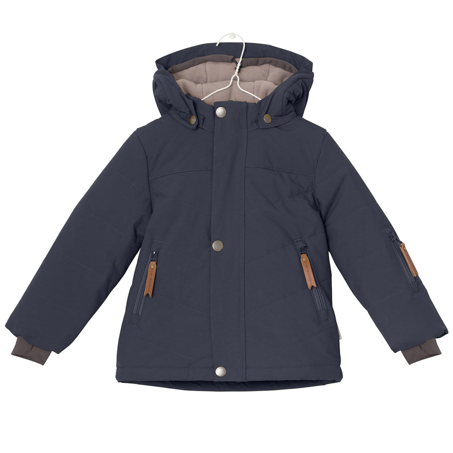 Mini a ture Winterjacke Wessel Blue Nights