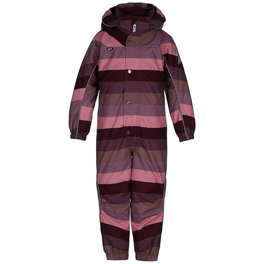 Molo Schneeanzug Polaris Hucklerberry Stripe