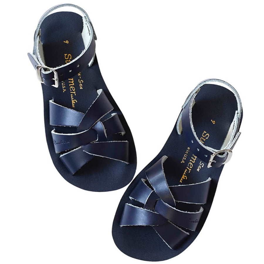 Salt-Water wasserfeste Kinder-Sandale Swimmer Navy Gr. 20-31