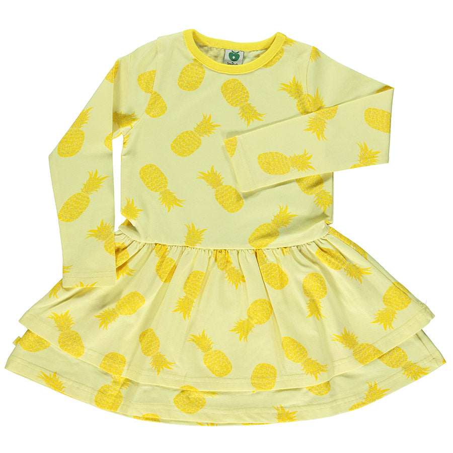 Smafolk Kleid Pinapple Lemonade