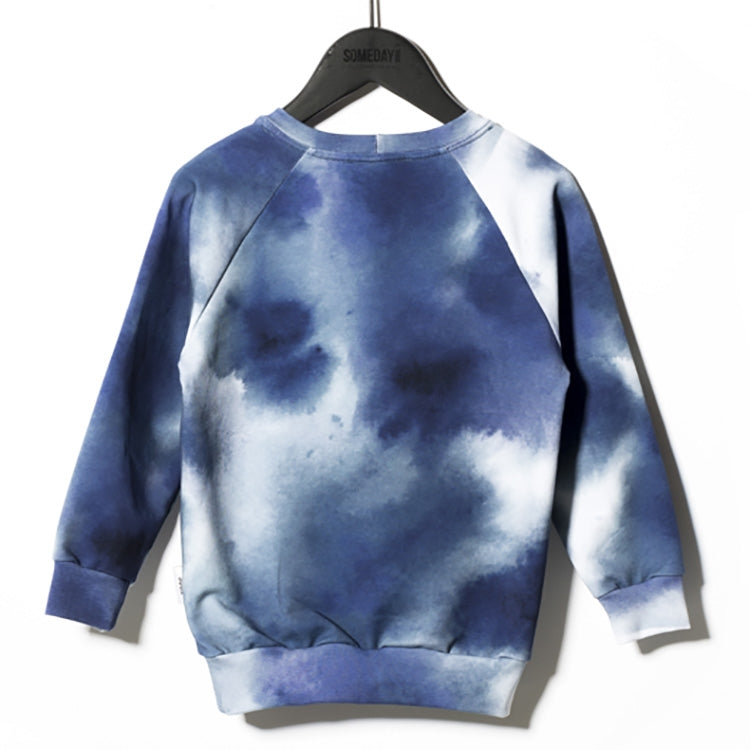 Someday Soon Pullover Horizont Blau