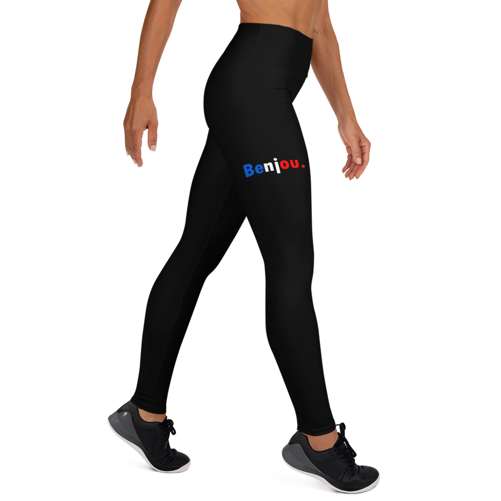 Benjou leggings. tricolor
