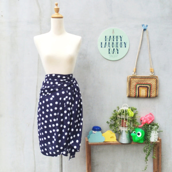 Pinup Beauty | Vintage 1950s skirt with matching Sash | How to style a Sash 4 ways?
