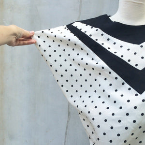 SALE | Hip Hip Hurray! | Vintage 1980s pop retro cheerleader style cropped top