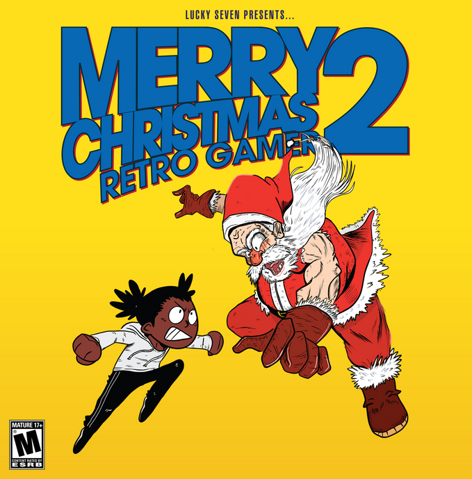 Merry Christmas Retro Gamer 2 [Digital Download]