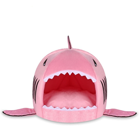 Shark Shape Cat and Dog Bed