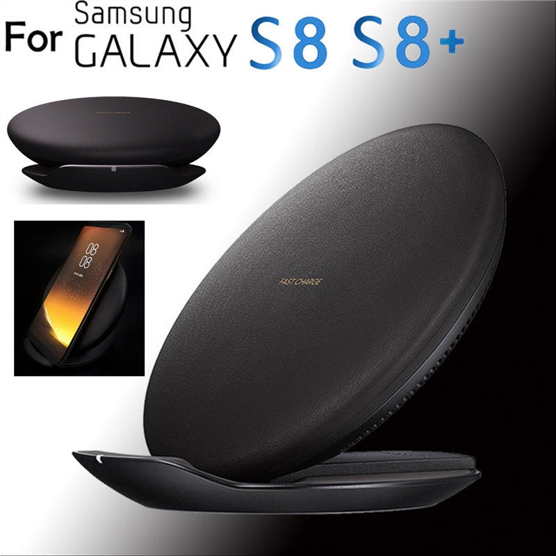 Wireless Foldable Fast Charger for Samsung Galaxy
