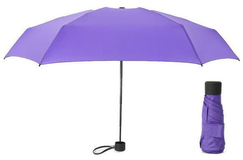 Image of Mini folding umbrella