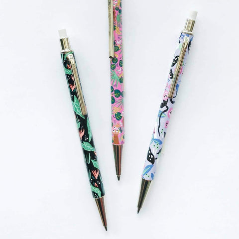Floral Mechanical Pencils | Set of 3