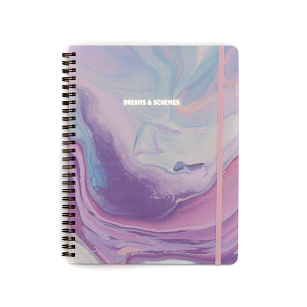 Dreams & Schemes Notebook