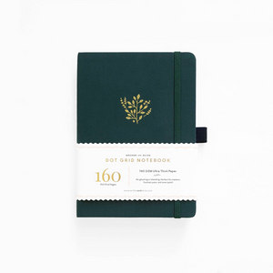 B5 Signature Dot Grid Notebook | Archer & Olive