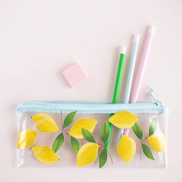 Lemon Pencil Kit