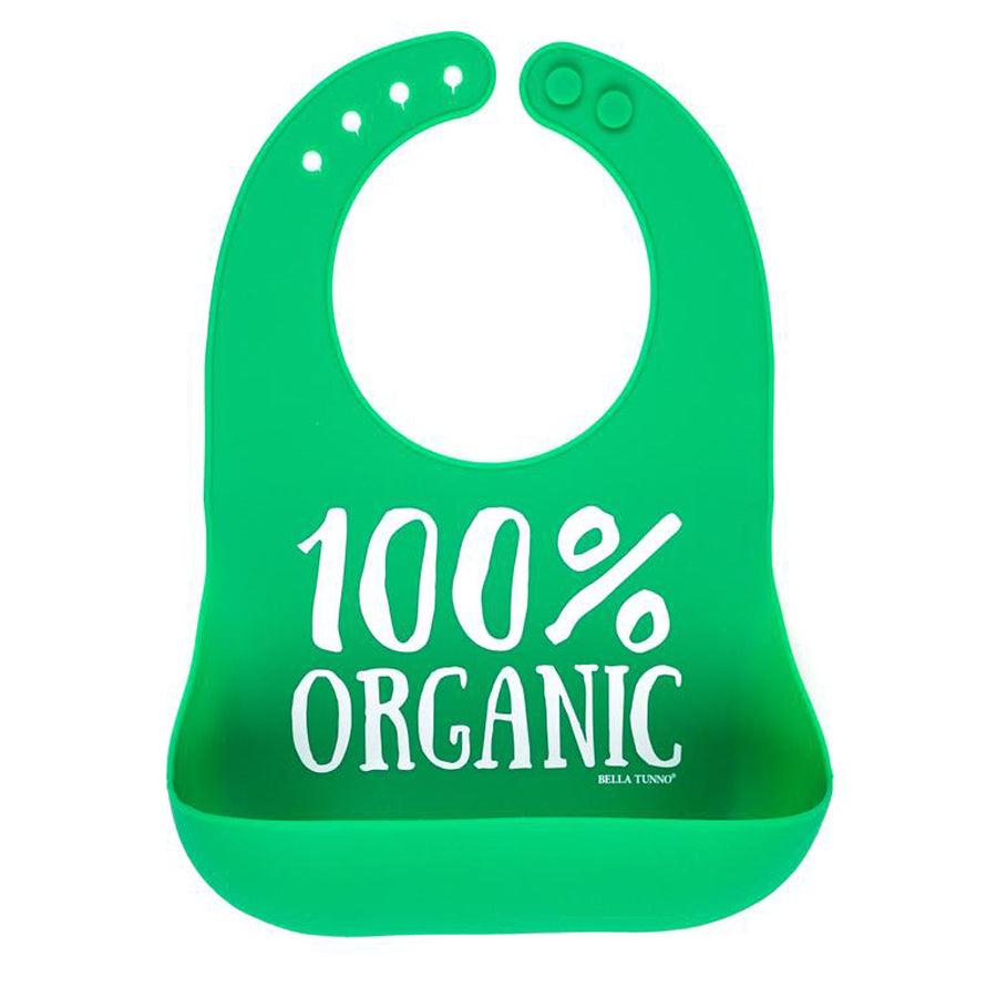 100% Organic Wonder Bib-Bella Tunno-Joanna's Cuties
