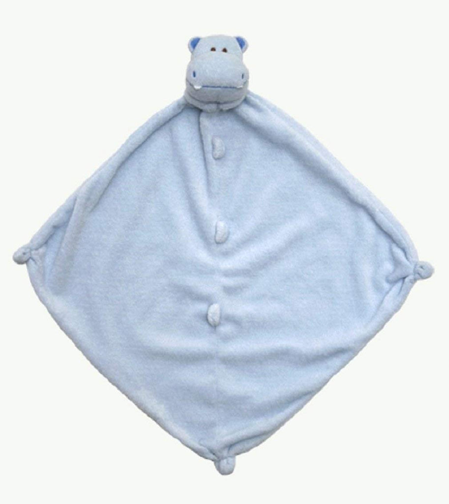 Blue Hippo - Baby Blanket - Angel Dear - joannas-cuties