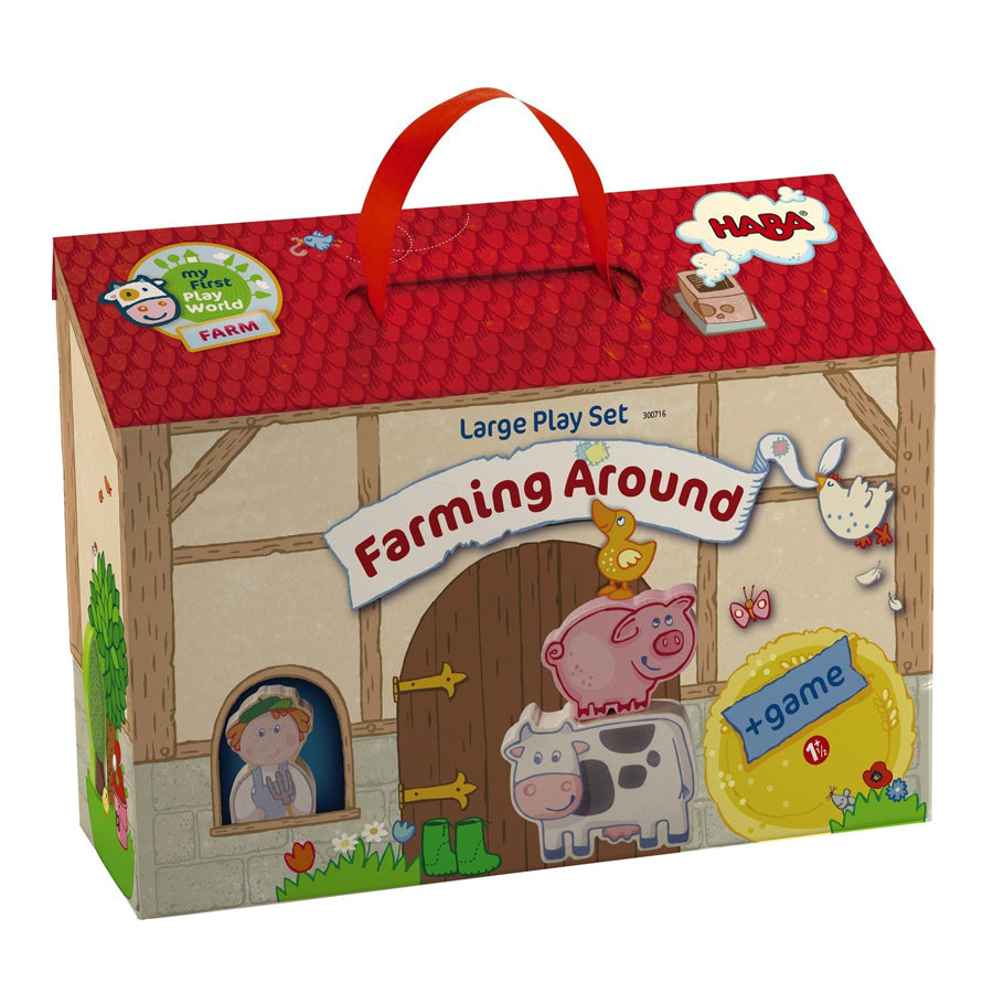 Farming Around-Haba-Joanna's Cuties