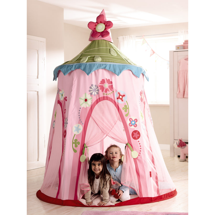 Floral Wreath Play Tent-Haba-Joanna's Cuties