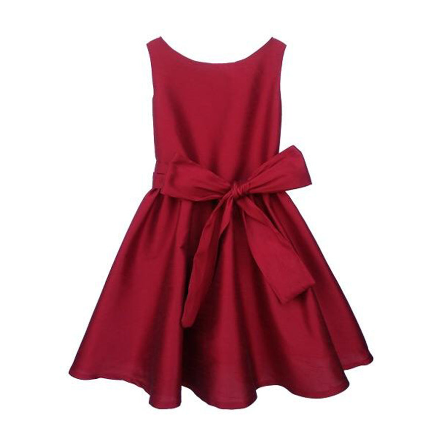 Holiday Lola Dress - Red