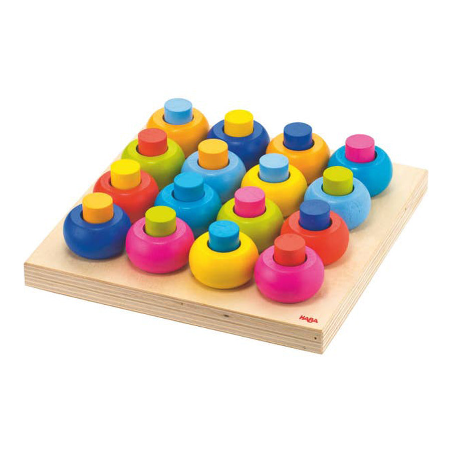 Palette Of Pegs-Haba-Joanna's Cuties