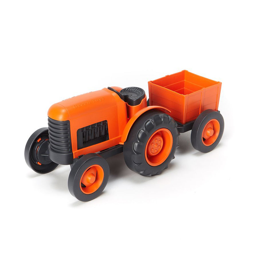 Tractor-Green Toys-Joanna's Cuties