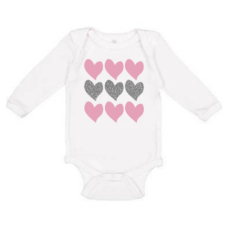 Triple Heart Bodysuit