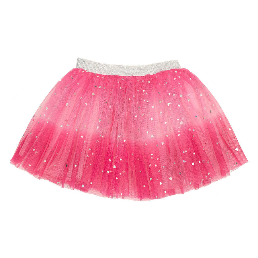 Pink Ombre Heart Tutu