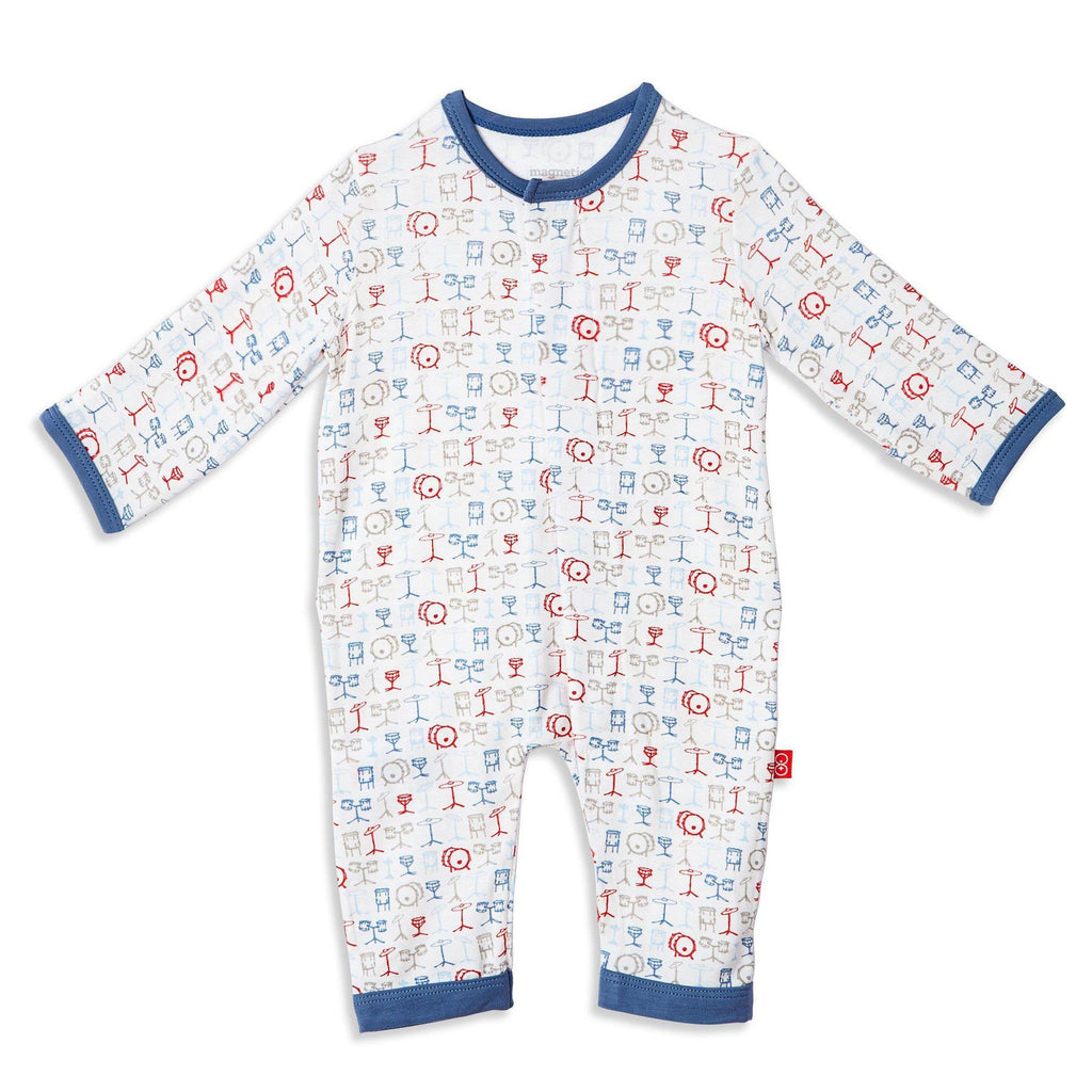 A Star Is Born Modal Magnetic Coverall, Magnetic Me - Joanna's Cuties
