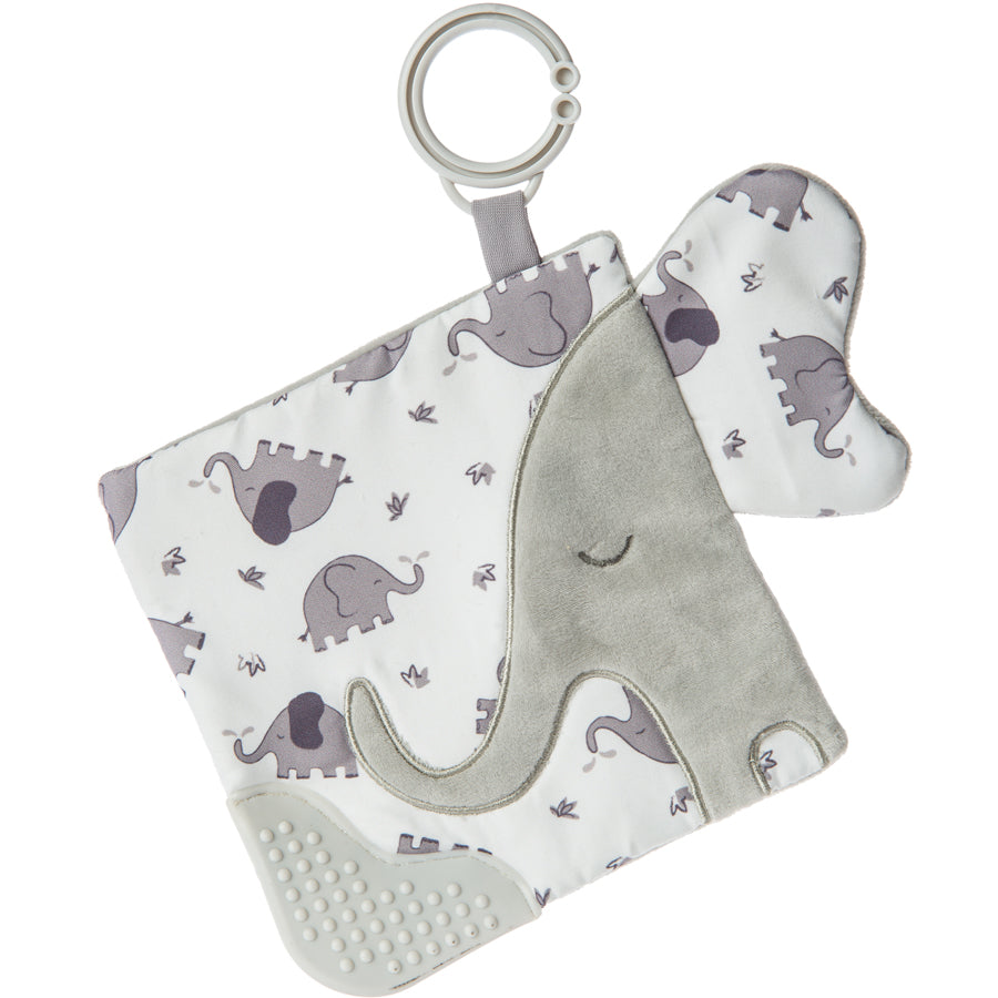 Afrique Elephant Crinkle Teether-Mary Meyer-Joanna's Cuties