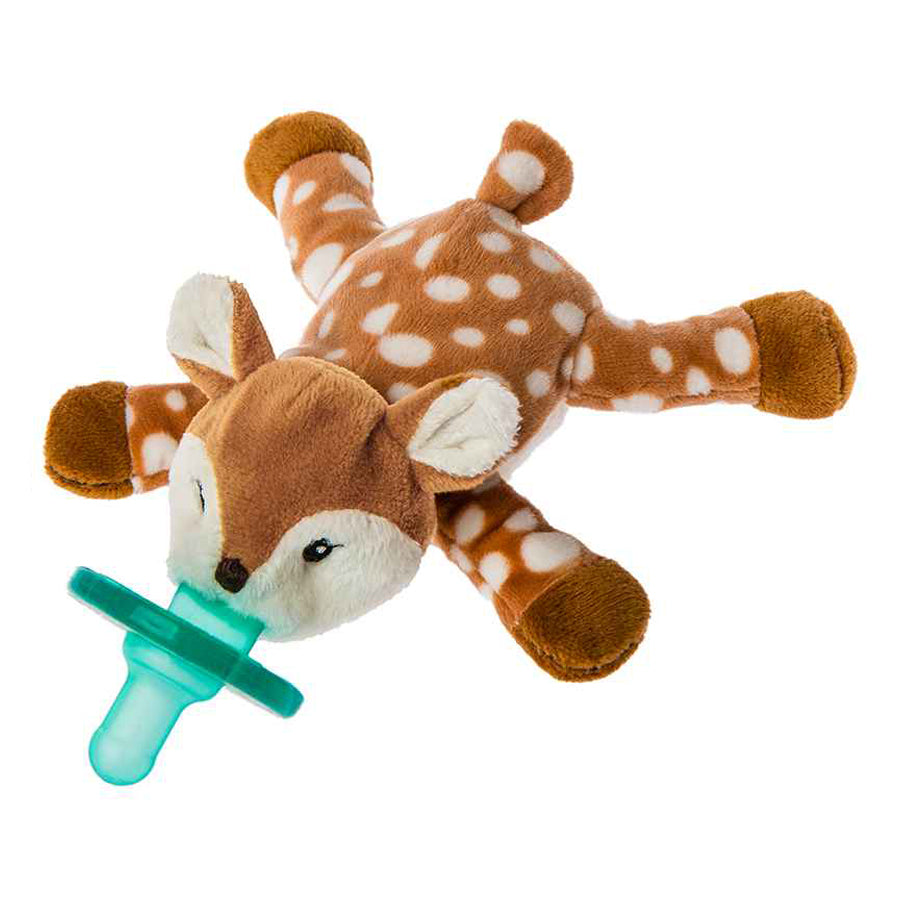 Amber Fawn WubbaNub Pacifier-Mary Meyer-Joanna's Cuties
