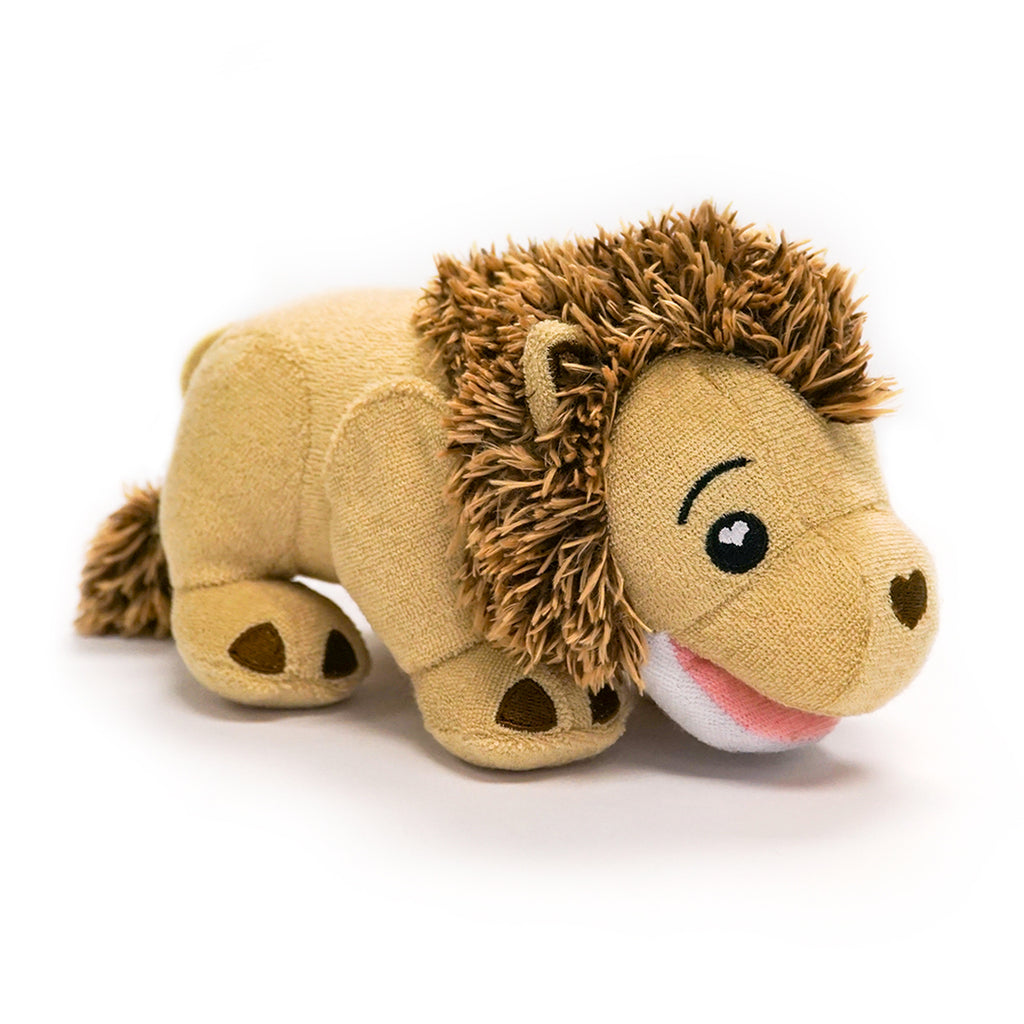 "Bath Scrub - Kingston the Lion 8"", Soapsox - Joanna's Cuties"