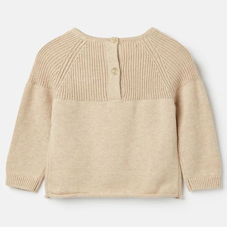 Aubrey Knitted Sweater - Joules - joannas-cuties