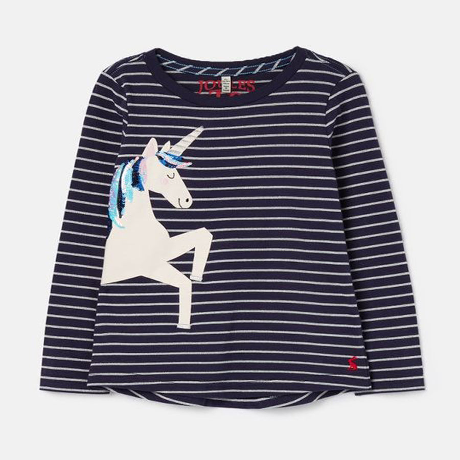 Ava Applique T-Shirt-Joules-Joanna's Cuties