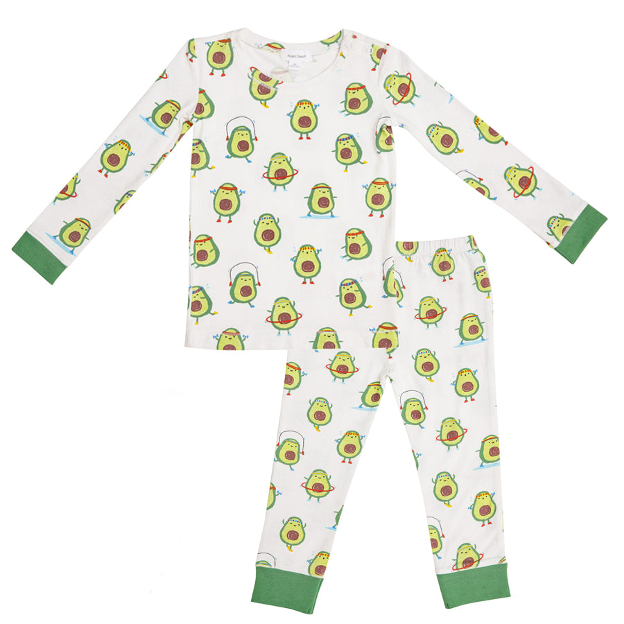 Avo-Cize Lounge Wear Set-Angel Dear-Joanna's Cuties