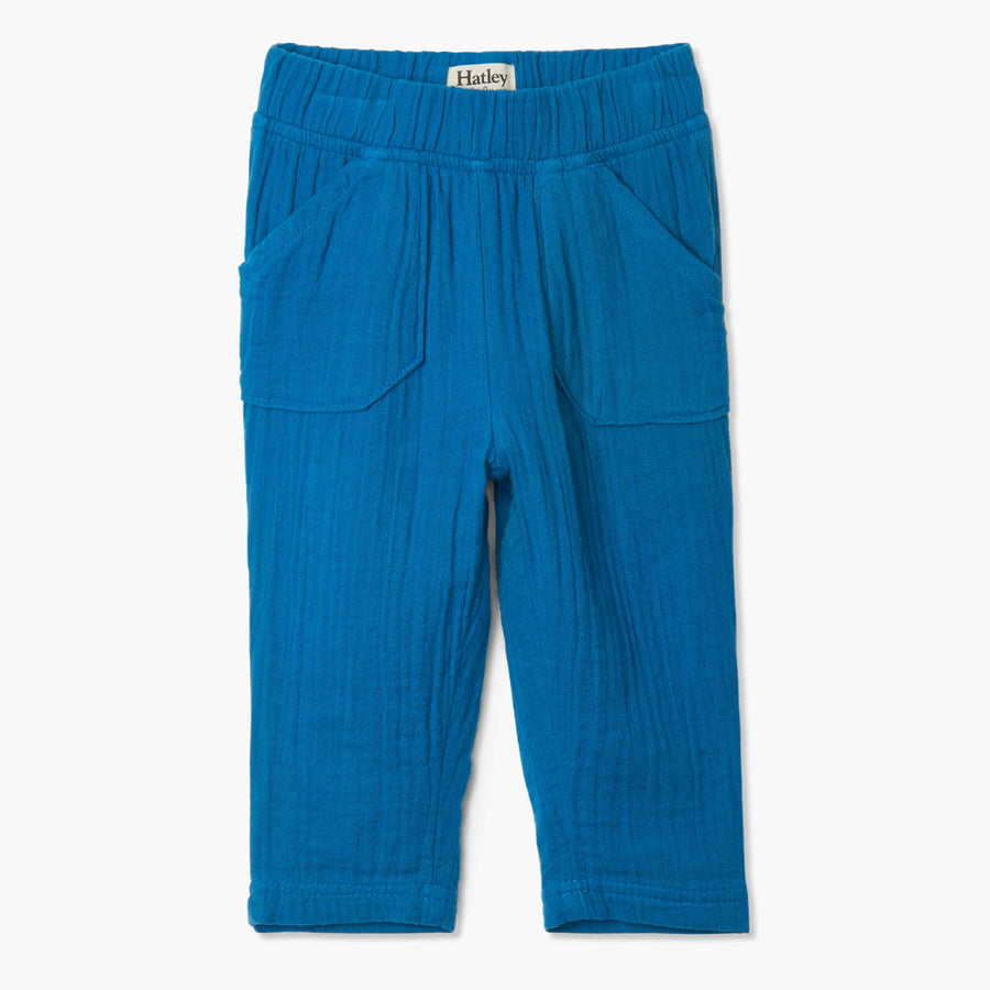 Baby Blue Pants-Hatley-Joanna's Cuties