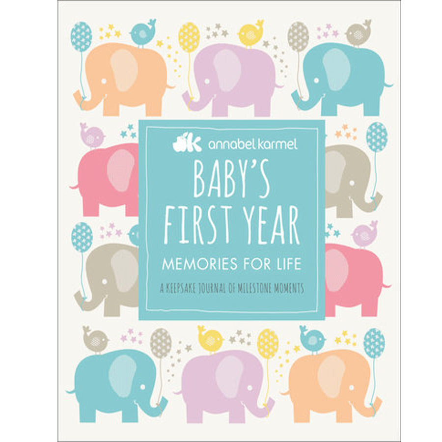 Baby's First Year-Penquin Random House-Joanna's Cuties