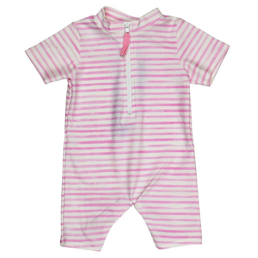 Baby Sun Suit Pink Style-Toobydoo-Joanna's Cuties