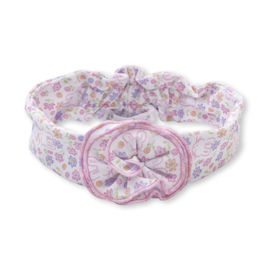 Backyard Bunnies Headband-Kissy Kissy-Joanna's Cuties