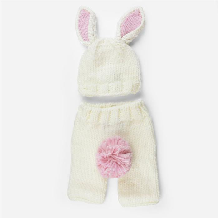 Bailey Bunny Knit Newborn Set, The Blueberry Hill - Joanna's Cuties