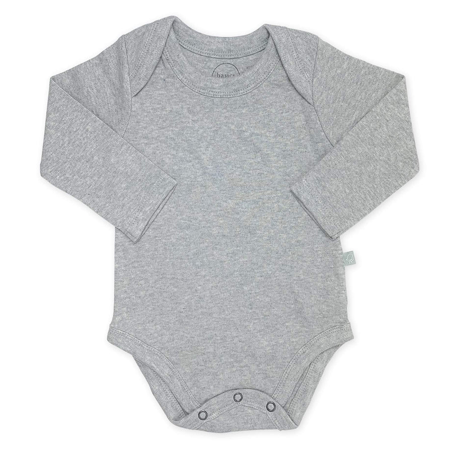 Basics Long Bodysuit-Finn + Emma-Joanna's Cuties