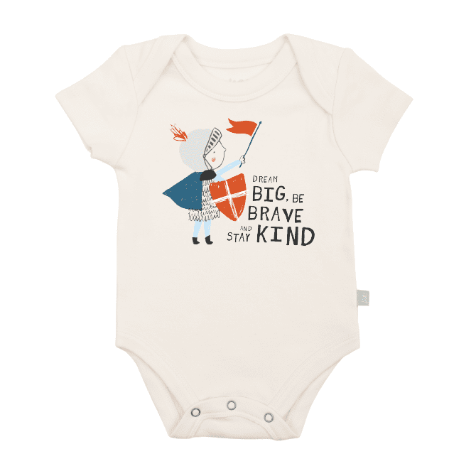 Be Kind - Graphic Bodysuit-Finn + Emma-Joanna's Cuties