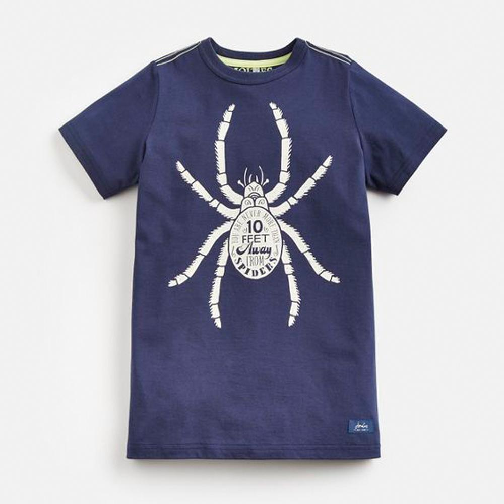 Ben Screenprint T-Shirt, Joules - Joanna's Cuties