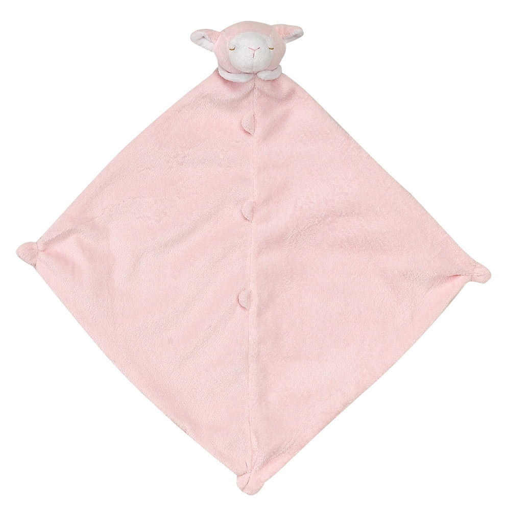 Pink Lamb - Blankie - Angel Dear - joannas-cuties